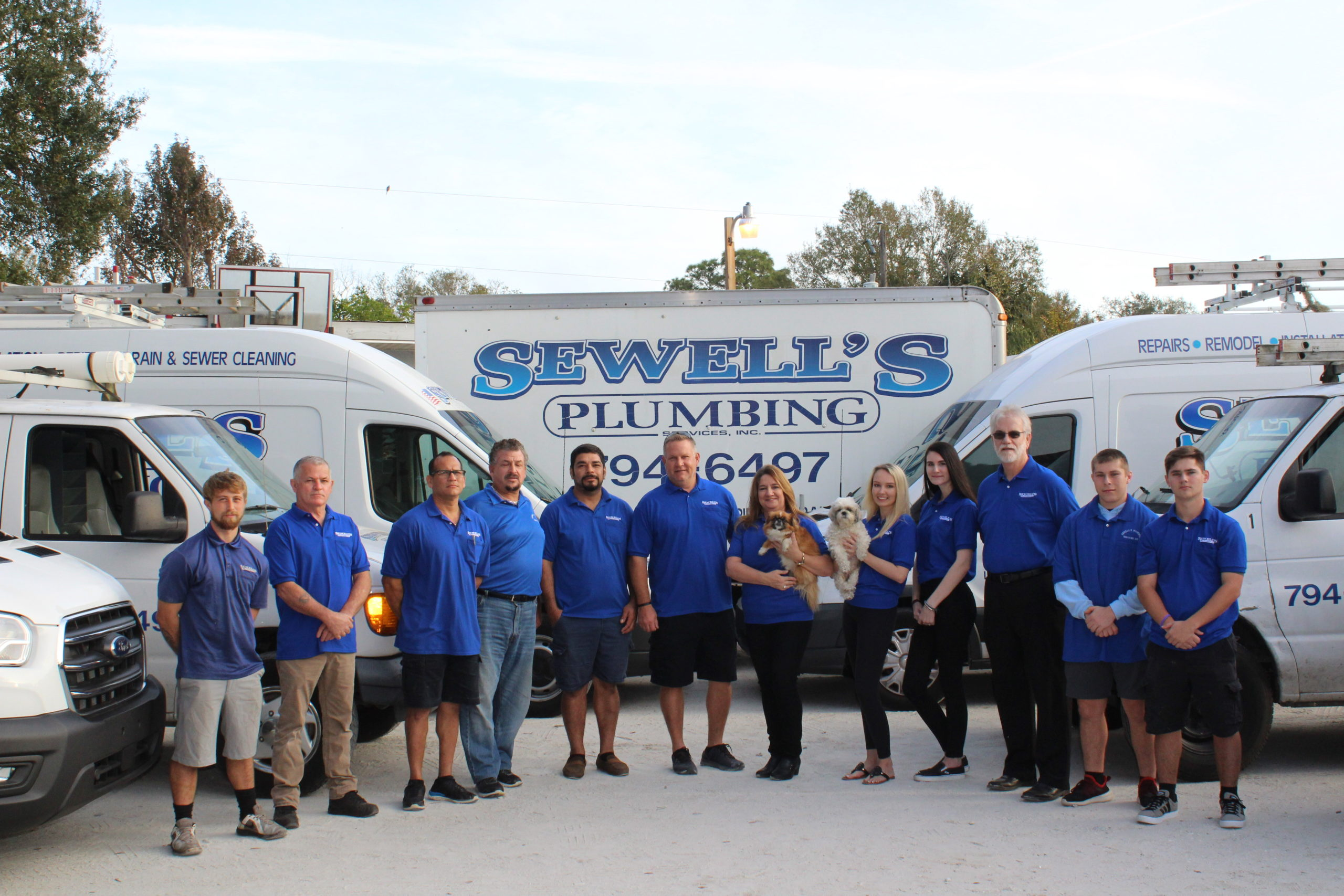 Sewell's Plumbing Services